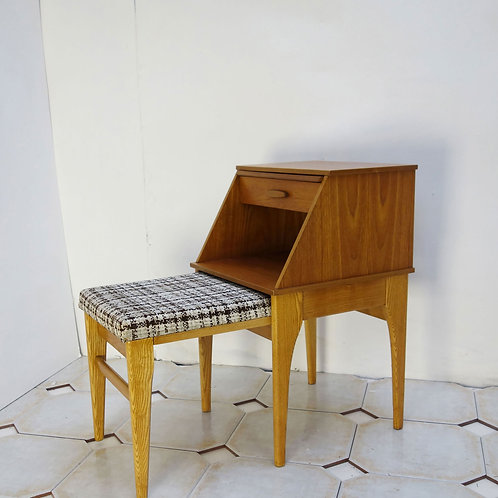 1960's Telephone Seat by Chippy