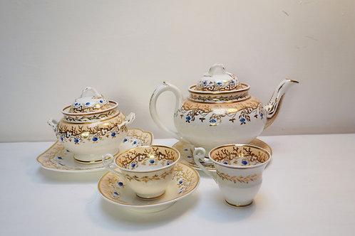 Spode Felspar Tea Service