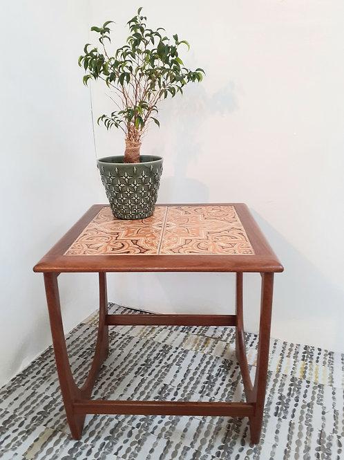 G-Plan Tiled Side Table