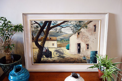 Original Oil Painting by FW Lodge