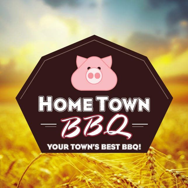 Hometown BBQ LOGO