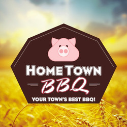Hometown BBQ LOGO