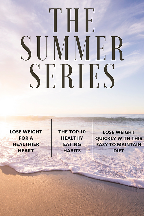The Summer Series Part 1 (digital copy)
