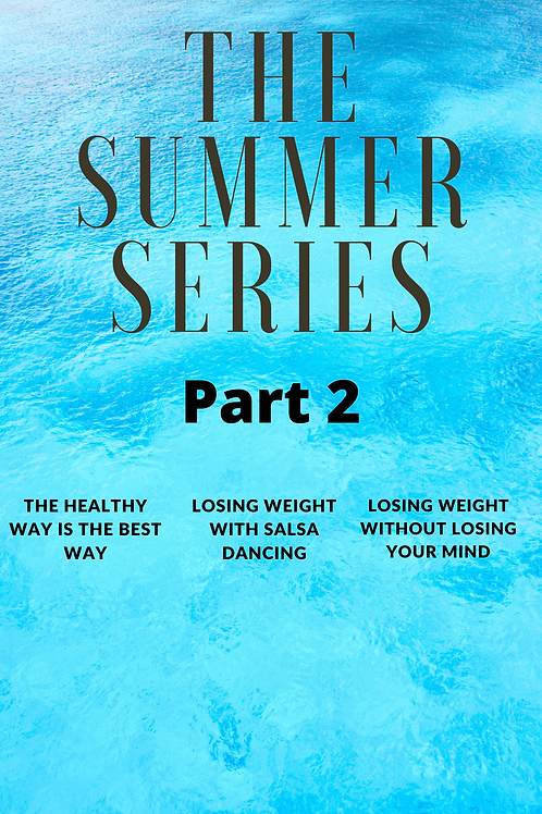 The Summer Series Part 2  (digital copy)