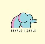 Inhale Xhale Logo