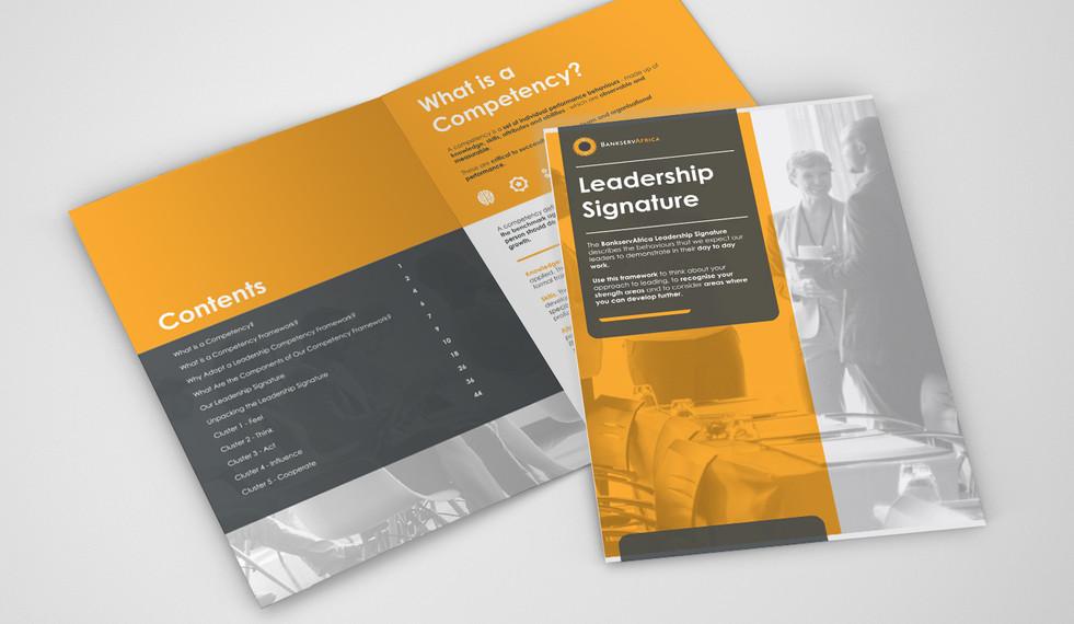 BSA Leadership Signature