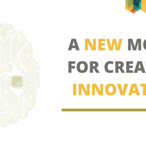 A new model for creating innovation.