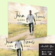 John Tsenoli Album Art