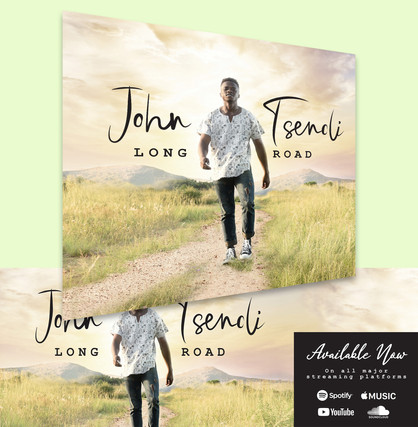 John Tsenoli Album Art