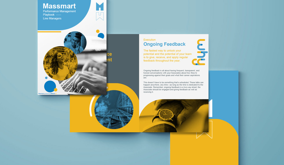 Massmart Line Managers Playbook
