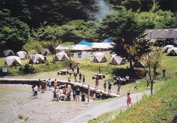 緑仙峡キャンプ場