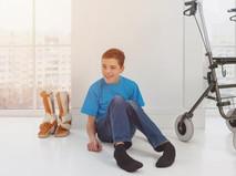 脚長差の原因 ~脳性麻痺によって荷重が偏ると~