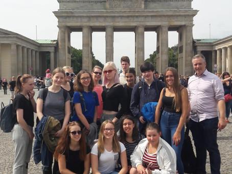 Saksalaisten kanssa Berliinissä
