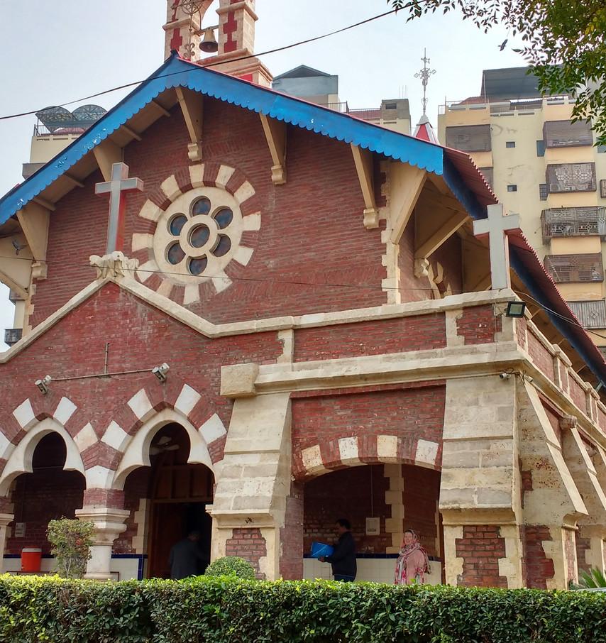 St. Saviour's Church, Sukkur.