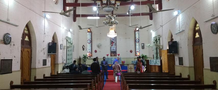 St. Saviour's Church, Sukkur