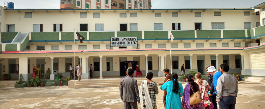 St. Saviour's School, Sukkur