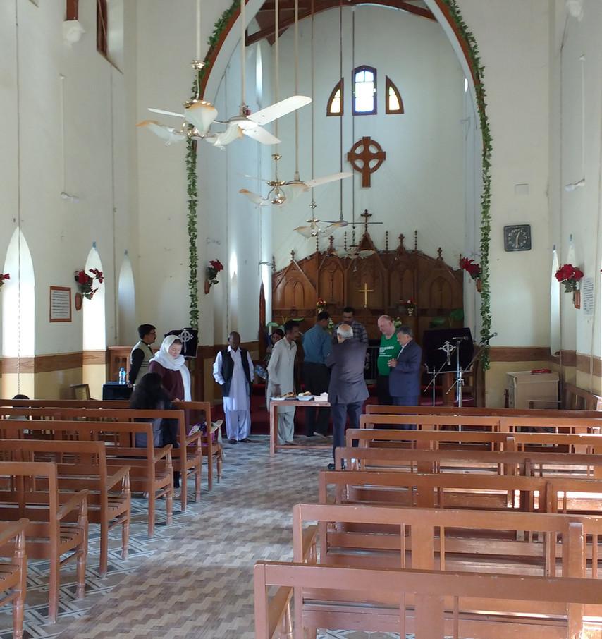 Christ Church, Kotri