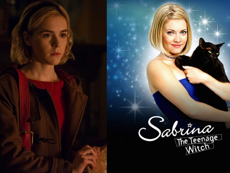 There's something about Sabrina