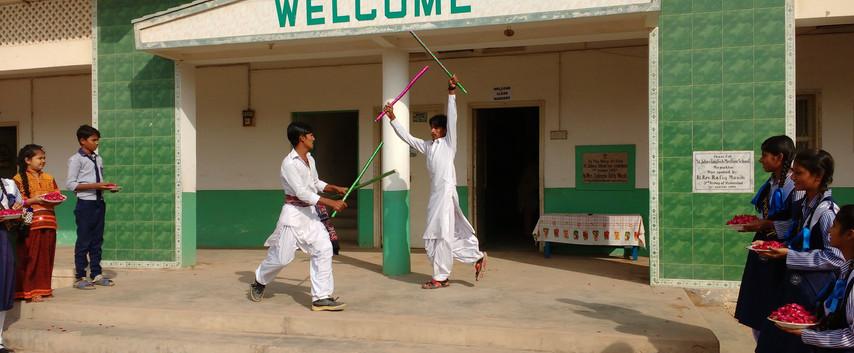 St. John's School, Mirpurkhas