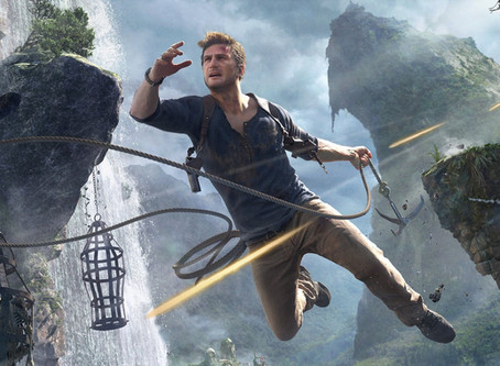 The Uncharted Movie 2021