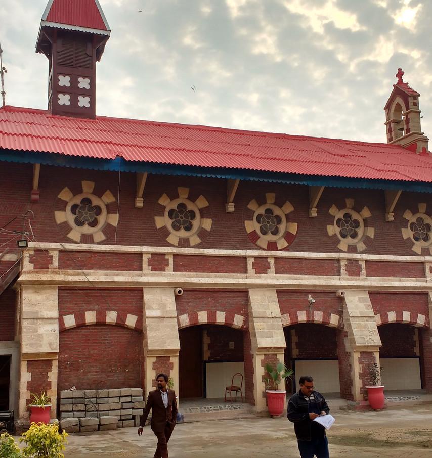 St. Saviour's -Church, Sukkur.