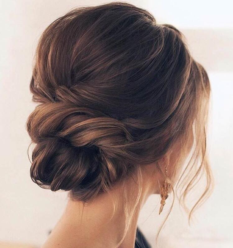 Hair up 9