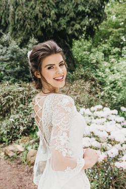 Beautiful Bride Maria