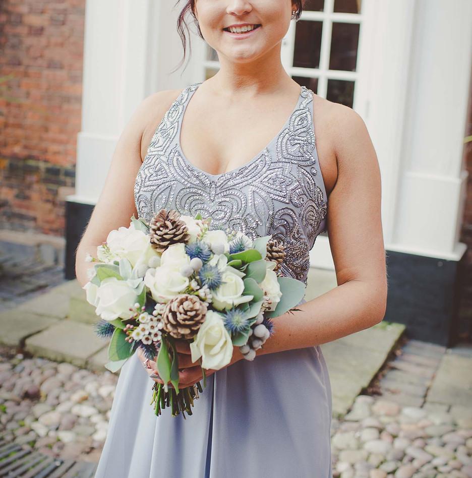 Bridesmaid Suzy