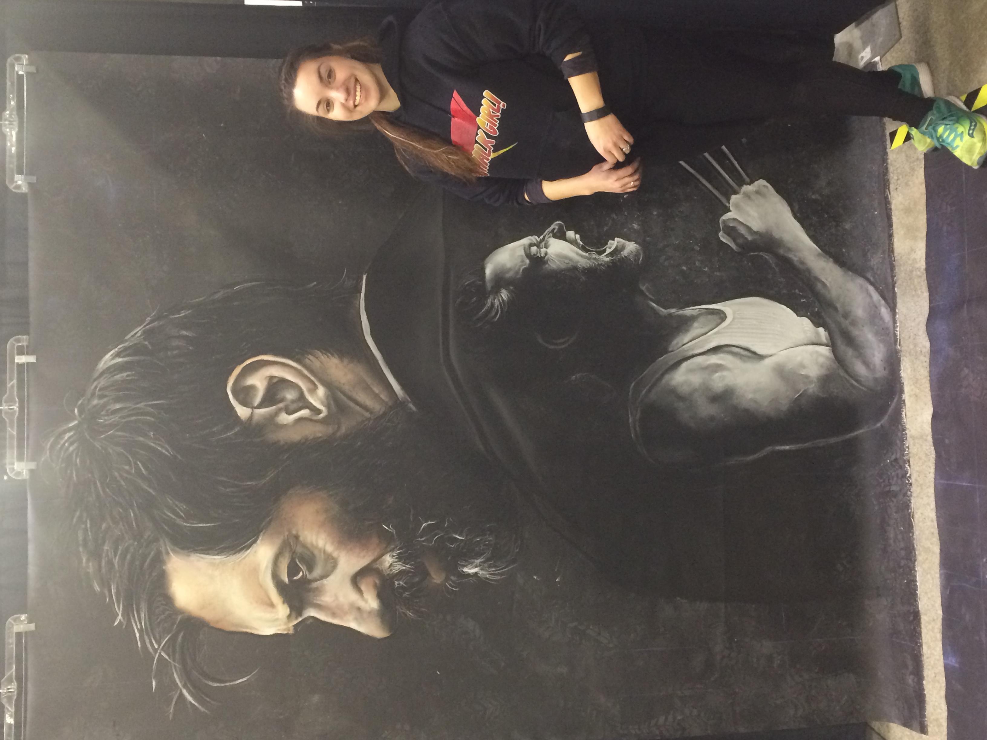 Logan & Wolverine