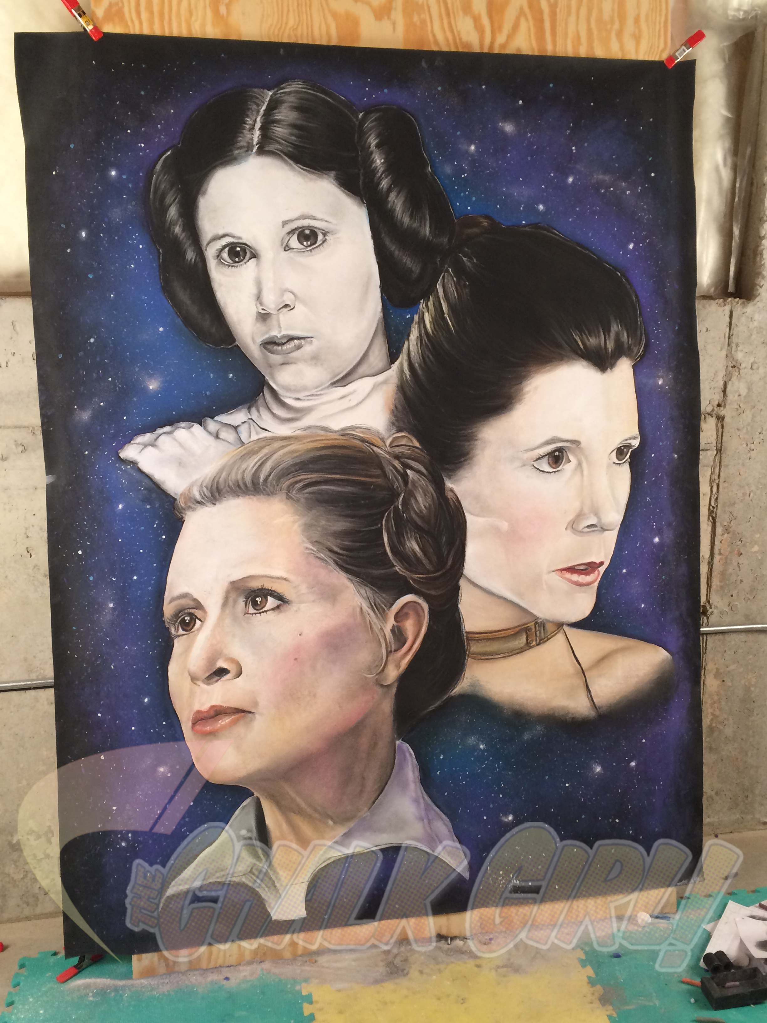 Leia Tribute
