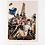 Marc Chagall - Au vent d'Arles - galerie Alain Digard 4 fevrier - 14 mars 1981 Affiche lithographique  chez agnes thiebault,