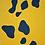 hans arp , Constellation , 1951, lithographie en couleurs, galerie agnes thiebault, paris