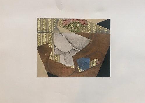 Juan Gris original print  ,chez ART-limited , agnes thiebault