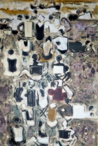 Alexandre Garbell Garbell 15 ans de peintures Galerie Framond, mai-juin 1970 ,Paris , chez agnes thiebault, paris