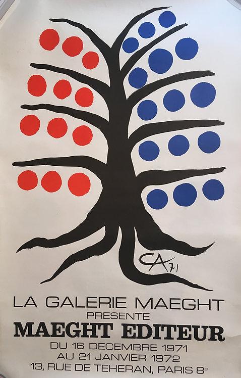 Alexandre Calder , originale print , chez ART-limited , agnes thiebault