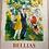 Richard BELLIAS (1921-1974) Paul Petrides Gallery, Bellias exhibition , 1965 affiche lithographique  owner agnes thiebault