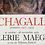 CHAGALL Marc LE VIOLONISTE, affiche, galerie Maeght  chez agnes thiebault