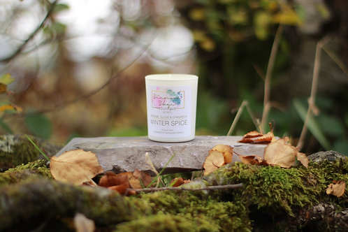 Winter Spice - Theraputic Massage Candle 9cl