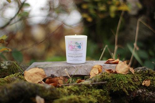 Warm Caramel- Theraputic Massage Candle 9cl