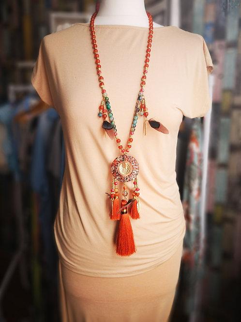 Summer Bohemian Necklaces