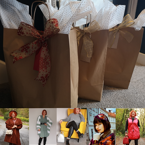 Surprise Sized Gift Bag (Comfy/Casual)