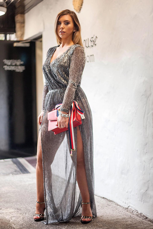 LYDC Glitter cocktail Dress