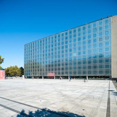 Institut de monde Arabe | Paris, France | Ateliers Jean Nouvel