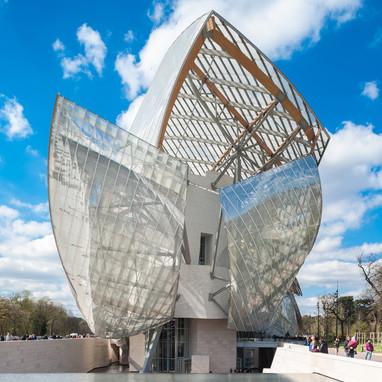 Fondation Louis Vuitton | Paris, France | Frank Gehry