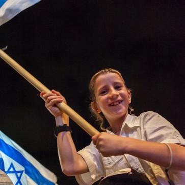 Simhat Torah Kikar Rabin Tel Aviv 2017
