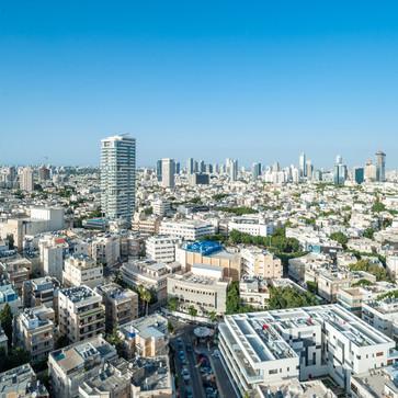 Tel Aviv cityscapes