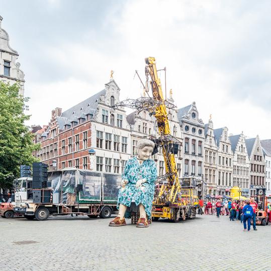 De Reuzen Antwerp