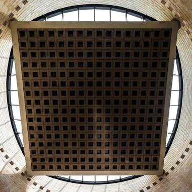 Cymbalista synagogue | Ramat Aviv, Israel | Mario Botta