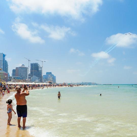 Yom haatsmaout Tel Aviv | 2017