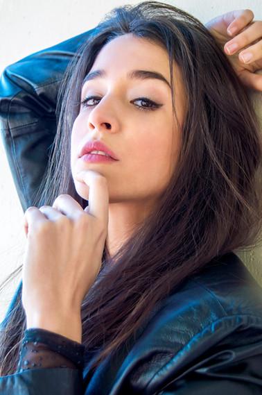 Testshoot for Ainhoa Quiroga models (Barcelona)